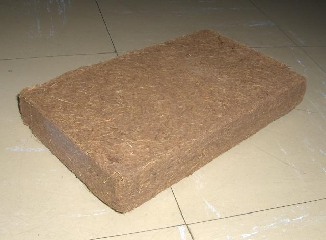 Mattone di fibra di cocco