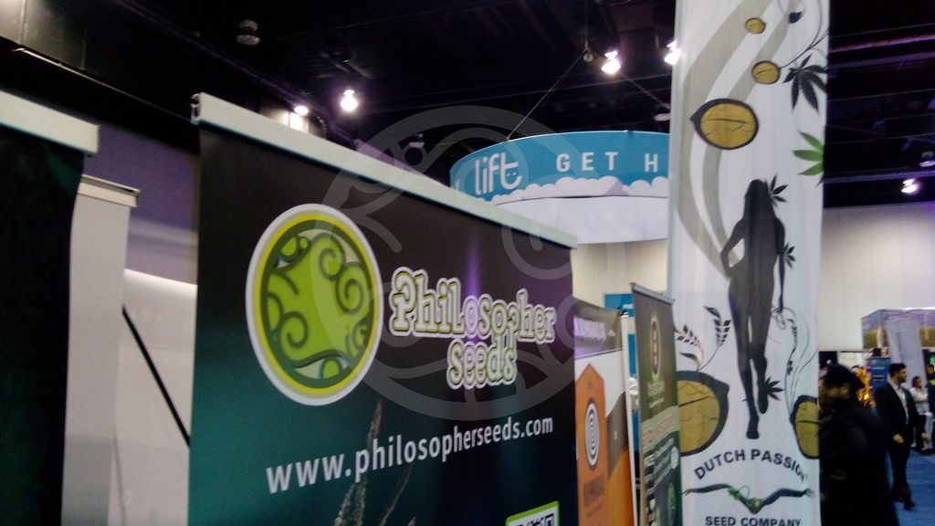 Philosopher Seeds en la LIFT Expo de Vancouver