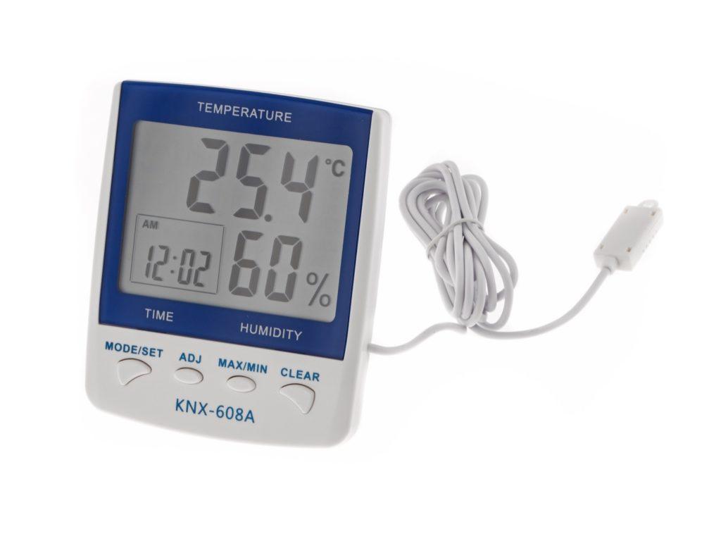 È importante controllare la temperatura e l'umidità nella zona di essiccazione